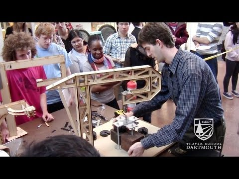 Dartmouth Solid Mechanics Structure Competition