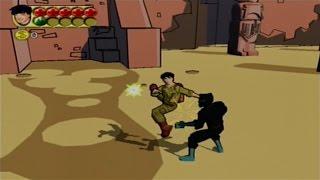 Jackie Chan Adventures [PS2] - Gameplay