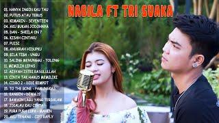 Tri Suaka Feat. Nabila Maharani - Belahlah Dadaku - FULL ALBUM MP4 COVER - DUET ROMANTIS