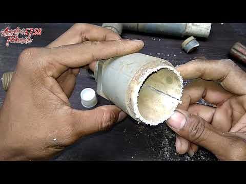 AMPUH ,cara Melepas Sambungan Pipa PVC Yang Di Lem Dengan MUDAH