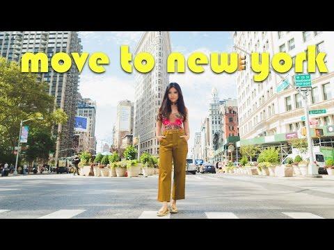 Titan Vlogs #8 ♥ MOVING TO NEW YORK