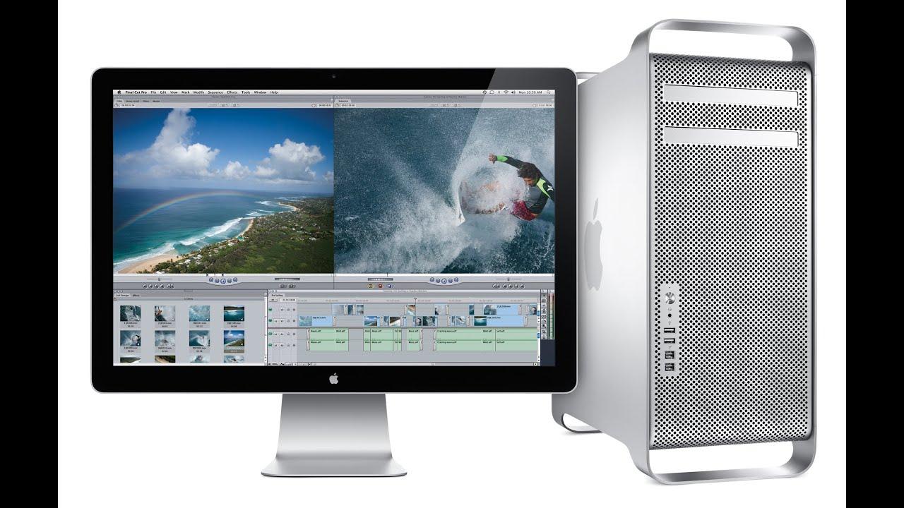วิวัฒนาการ apple desktop from 1987 - 2006 - youtube