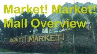Market! Market! Mall Overview Mckinley Parkway Bonifacio Global City Taguig by HourPhilippines.com