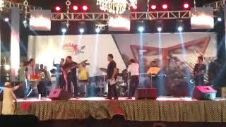 Komal Rizvi live with Asianz Band (Lambi Judai)