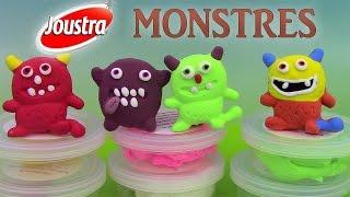 Pâte à modeler magique Joustra Monstres P