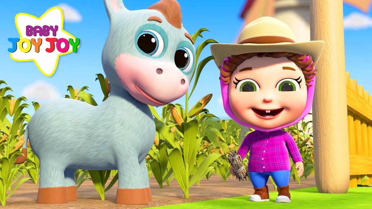 Joy Joy's Farm | Baby Joy Joy