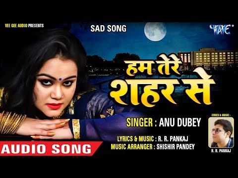 सबसे दर्दभरा गीत 2019 - Anu Dubey - हम तेरे शहर से - Ham Tere Shahar Se - Pehla Pyar -Hindi Sad Song