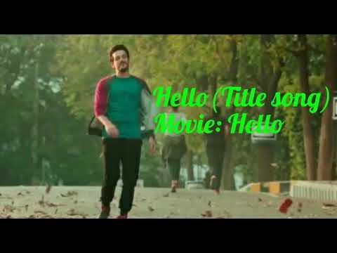 Hello Title Song Lyrics Translation From Hello||Arman Malik