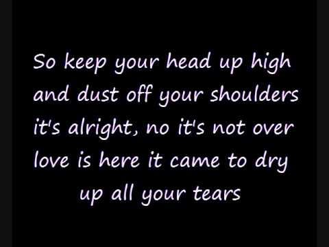 Britt Nicole   Headphones   Lyrics