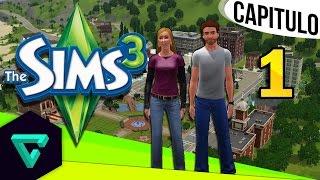 Los Sims 3 | Ep. 1 ¡COMENZAMOS UNA NUEVA VIDA! | Gameplay en Español