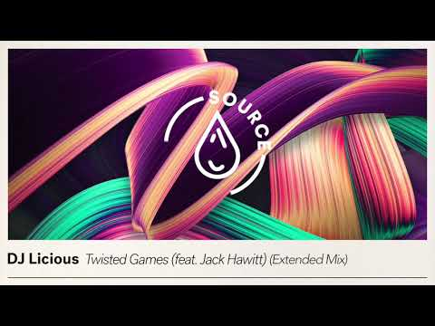 DJ Licious - Twisted Games (feat. Jack Hawitt) [Extended Mix]