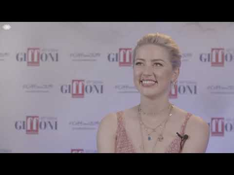 Amber Heard: Vorrei un film di supereroine con Angelina Jolie e Zoe Saldana