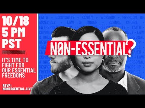 Non-Essential Live!