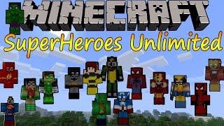 Como baixar e instalar mods no Minecraft: Super Heroes - 1.7.10