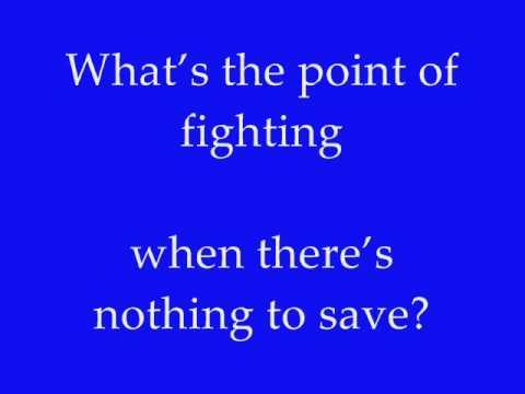 Vestige by Alesana (New Song 2011) with Lyrics