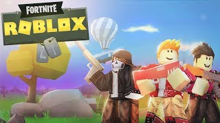 ROBLOX FORTNITE IS FREE TO PLAY | Island Royale
