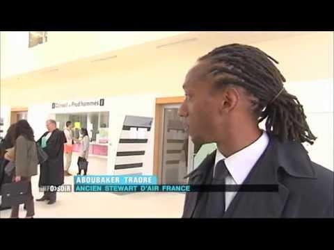 Reportage France Ô - affaire des tresses africaines / Air France
