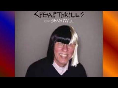 Sia Cheap Thrills (ft. Sean Paul) 1 Hour