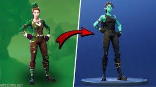 Les 11 SKINs MOST RARE ET EXCLUSIVE à Fortnite!!!