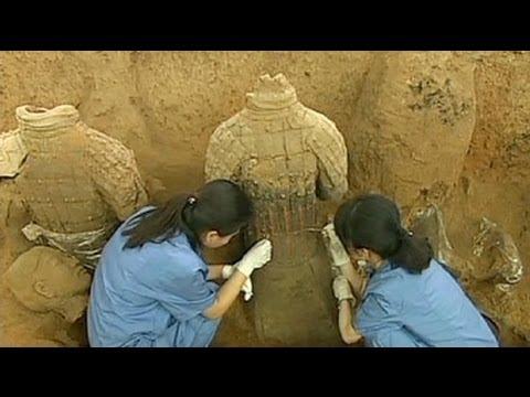 Chine: nouvelle découverte dans le mausolée de Qin