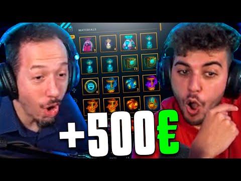 ¡ABRIENDO +500€ en CAJAS ft. KNEKRO! | Werlyb