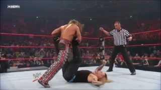 Shawn Michaels - Modified figure four leglock