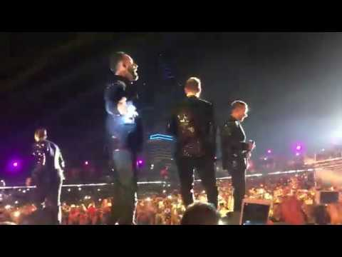 Quit Playing Games ( with my heart) - Backstreet Boys Live in Dubai 2018
