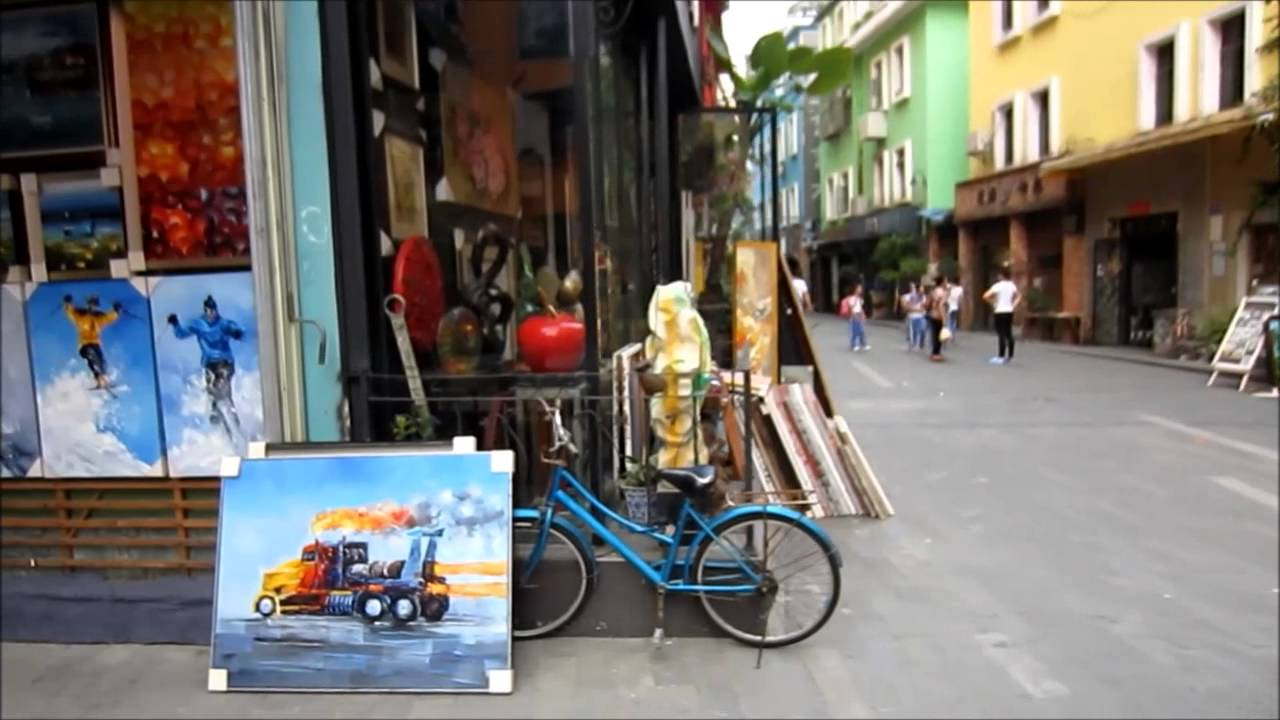 places to visit in shenzhen