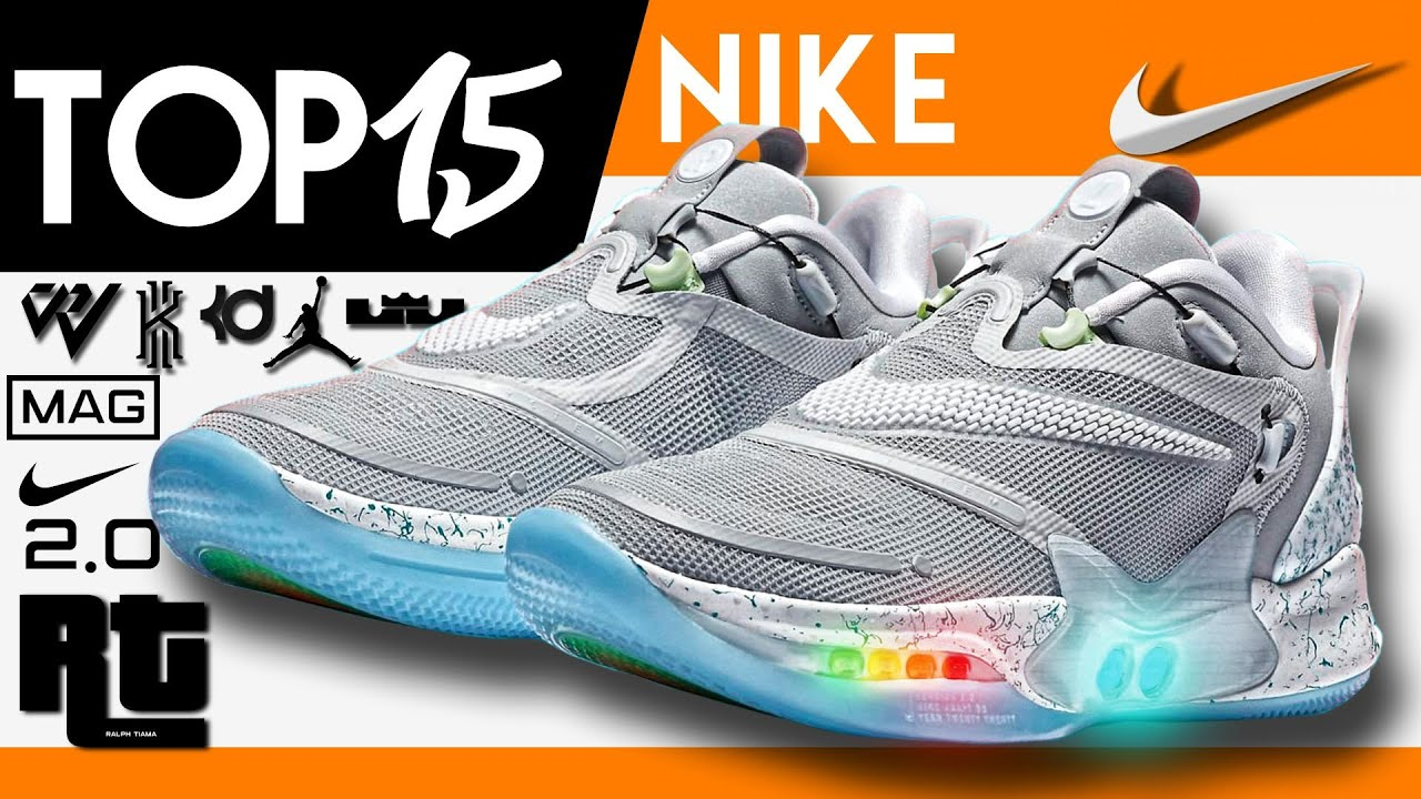 Top 15 Latest Nike Shoes for the month of August 2020 1st week