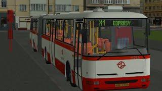 SIMT   X1 → Koprasy s Karosou B941 ev.č.6244 DPP /by Stovik/