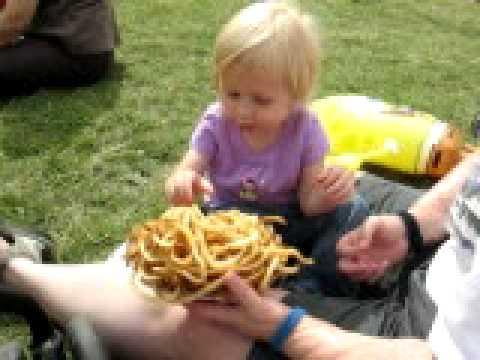 Giant French Fries