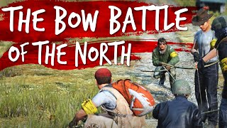 DayZ - The Bow Battle of the North (5v5 Archery Team Deathmatch!)