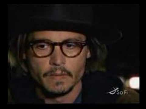 Johnny depp - The Buried Secret Of M. Night Shyamalan
