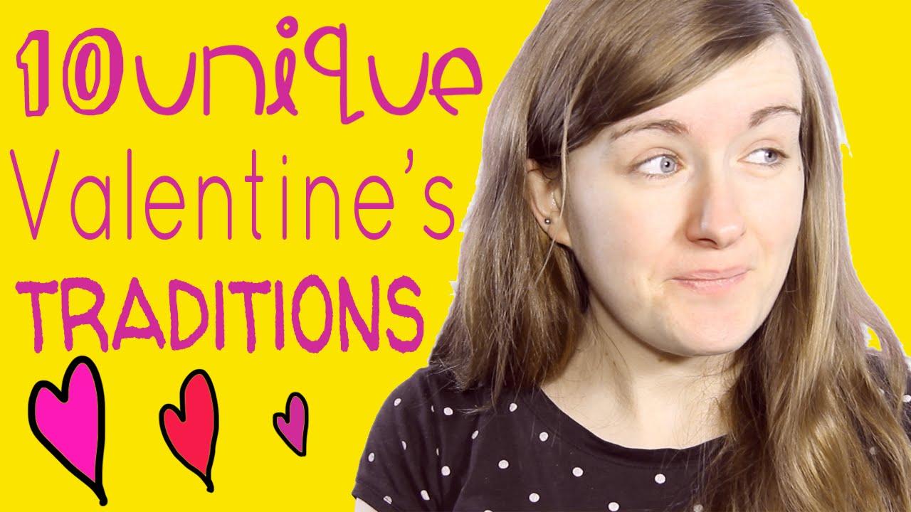 10 Unique Valentine's Traditions║Lindsay Does Languages ...