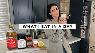 What I Eat In A Day | Brittany Xavier