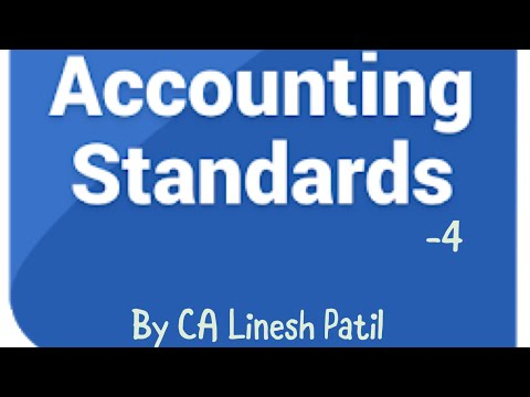 Accounting Standards 4   Event occurring after the balance sheet date
