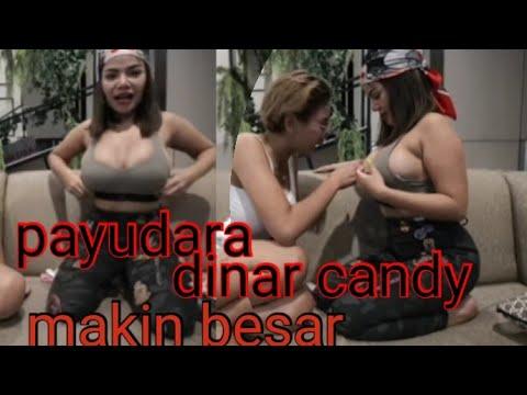 Payudara Dinar Candy Makin Besar