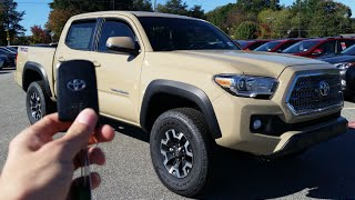 2016 Toyota Tacoma TRD Off Road: Start Up, Exhaust and Review