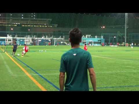 20170913 Kitchee U13 vs South China Second session