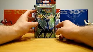 Pokemon X and Y Resilient Life Deck Review and Giveaway