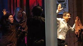 Raw: Police Storm Sydney Cafe