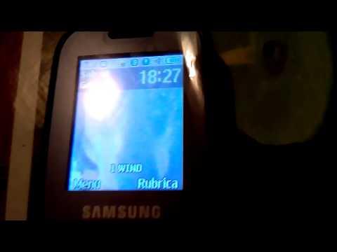 Semplice cellulare Samsung GT e2200