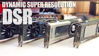 Nvidia Dynamic Super Resolution (DSR) Review | Crysis 3 at 5K