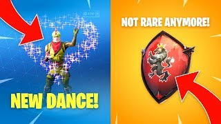*NEW* True Heart Dance Emote! - Red Shield Glitch Fixed! Fortnite Battle Royale Daily Items Update