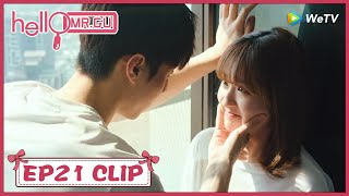 【Hello Mr. Gu】EP21 Clip | Morning kiss! Their daily love is super sweet! | 原来你是这样的顾先生 | ENG SUB