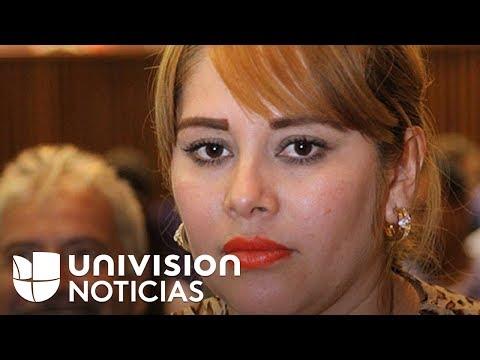 Arrestan en la zona fronteriza de California a Lucero Sánchez, la