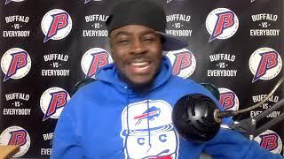 Buffalo Fanatics Questions of the week || Bills VS Ravens