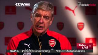 Wenger believes Egyptian midfielder can succeed in England