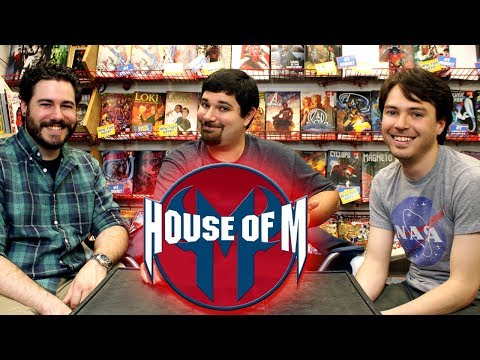 MARVEL HOUSE OF M | Back Issues