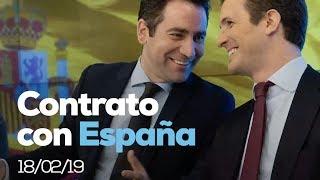 Tenemos un contrato con España